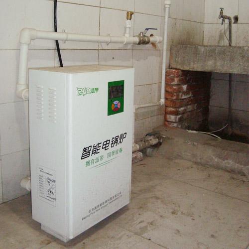 电锅炉安装实例